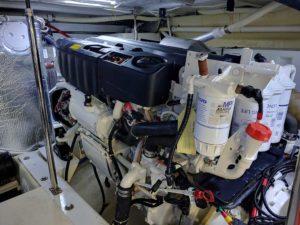 Marine Diesel Engine, Kruger Survey and Engineering