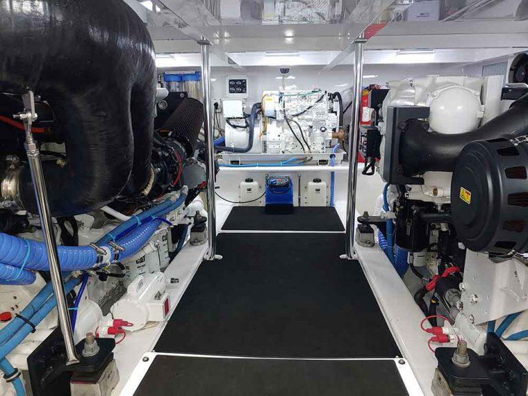 Kruger Survey & Engineering, Marine Engine Surveyor